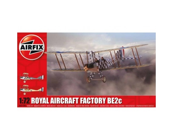 R.A. FACTORY BE2C SCOUT 1:72