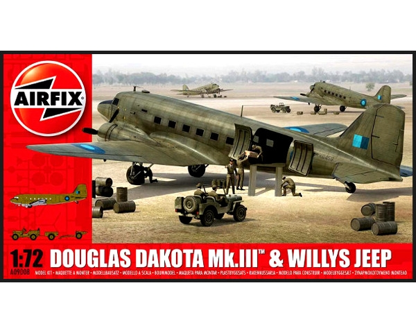 DOUGL.DAKOTA MKIII W.JEEP