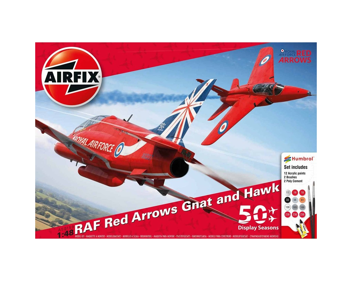 RED ARROWS 50 GIFT SET **
