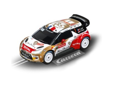 "Citroën DS3 WRC ""Citroën Total Abu Dhabi, No.1"""