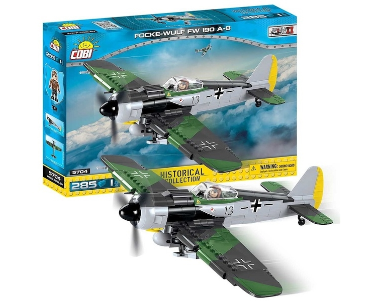 Focke-Wulf FW 190A-8 (300 pieces)