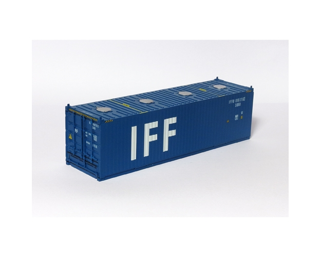 "30ft Bulktainer ""IFF"""