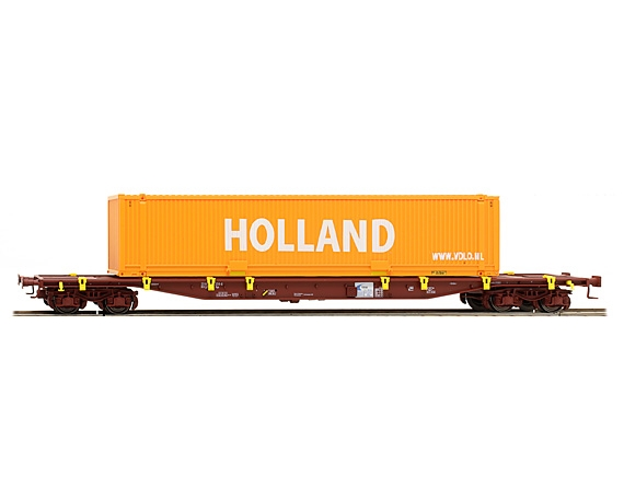 Contenairwagon Sgs 6435Bo  (Holland)