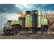 British Armoured Car, Austin MK III WW1 Era