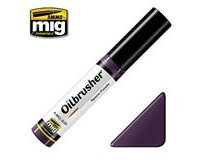 OILBRUSHER SPACE PURPLE