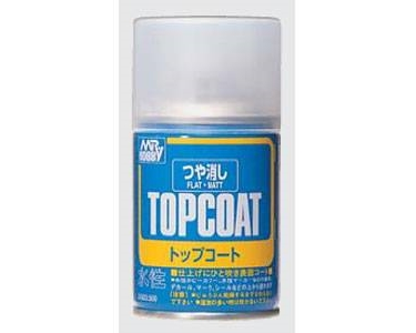 MR. TOP COAT GLOS SPRAY 86 ML
