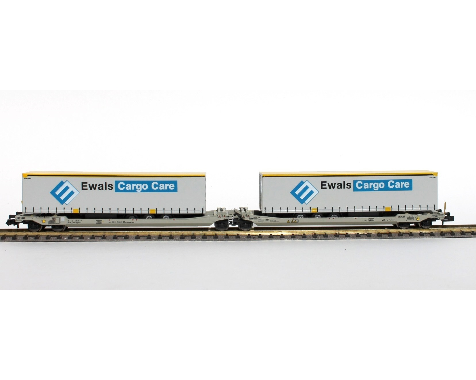 Twin car Crossrail 2x Ewals Cargo Care