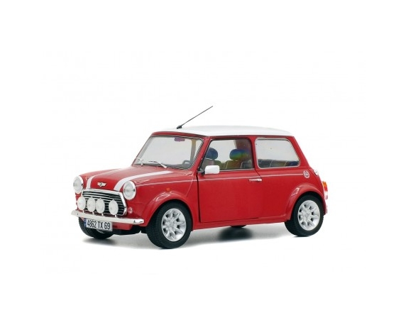 Mini Cooper Sport Pack Nightfire Red