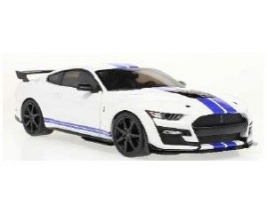 Ford Mustang GT500 Fast Track '20, wit