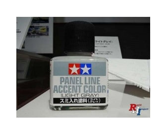 Panel Line Accent Color - Light Gray 40ml