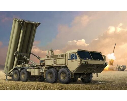 US Terminal High Altitude Area Defence (THAAD)