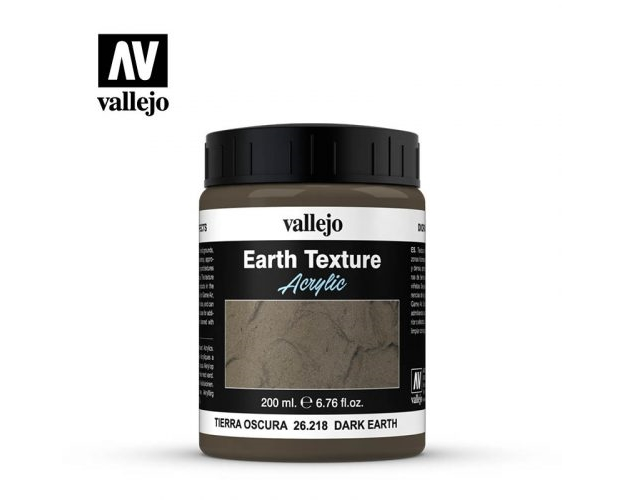 DARK EARTH          200ML