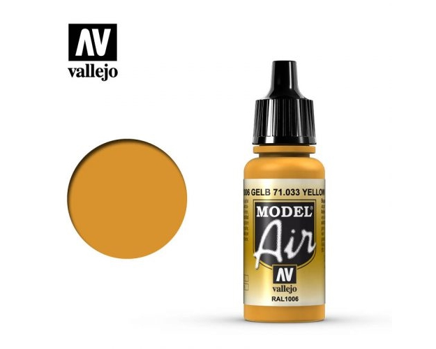 MODEL AIR OCHRE
