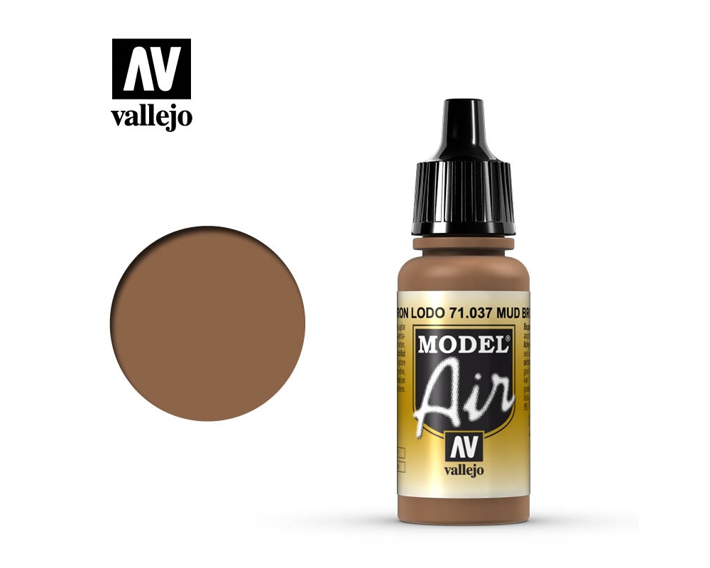 MODEL AIR MUD BROWN